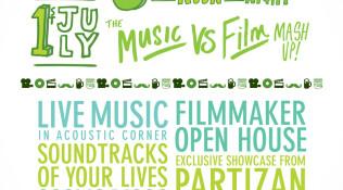 SCREEN SOCIAL: MUSIC VS FILM