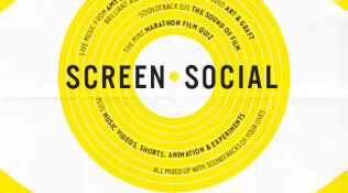 SCREEN SOCIAL AT THE BOOK CLUB